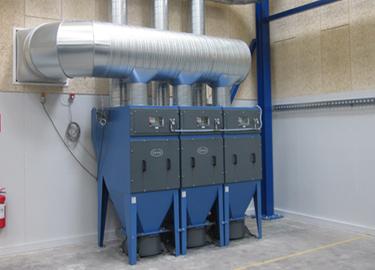 Bacasız Kombine Filtre Sistemleri