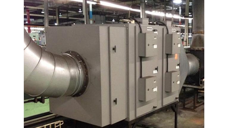 Elektrostatik Filtre Sistemleri