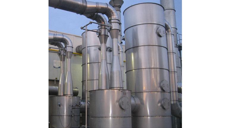 Multi Venturi (Wet Scrubber) Sulu Yıkama Üniteleri